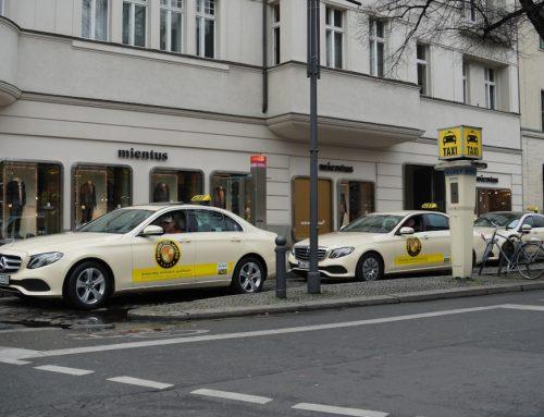 Willkommen bei Vip Taxi Berlin